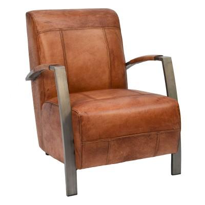 Lounge-Sessel-King-Clubsessel-cognac-Bueffelleder-Industriedesign-3309