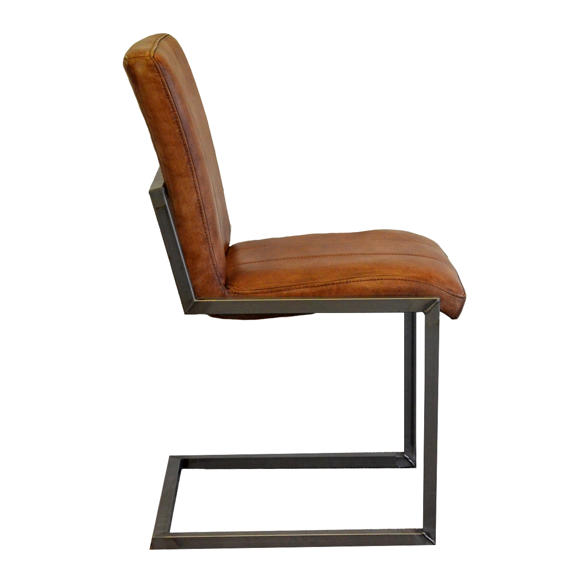freischwinger cooper aus echtem b ffelleder livior. Black Bedroom Furniture Sets. Home Design Ideas