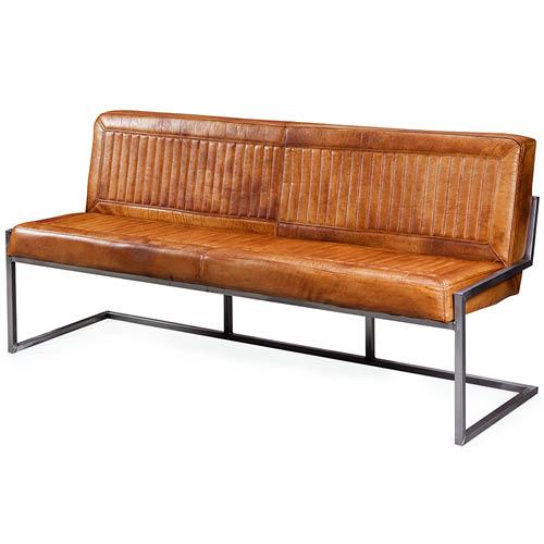 sitzbank bishop aus b ffelleder livior m bel im industrie design. Black Bedroom Furniture Sets. Home Design Ideas