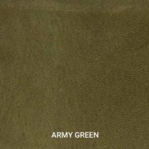 Ledermuster von unseren Indurstriedesign Möbeln. Echtes Büffelleder in der Farbe Grün. Muster kann man einfach Bestellen.