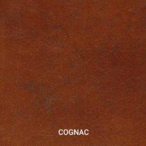 Ledermuster von unseren Indurstriedesign Möbeln. Echtes Büffelleder in der Farbe Cognac. Muster kann man einfach Bestellen.