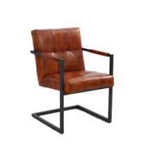 Dining Chair Boston SQ25 WA Cognac 2_clipped_rev_1