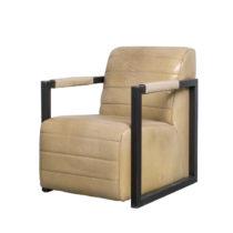 Lounge Sessel als echter Designklassiker aus Leder